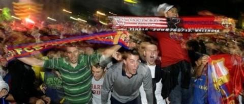 APTopix Spain Soccer La Copa del Rey