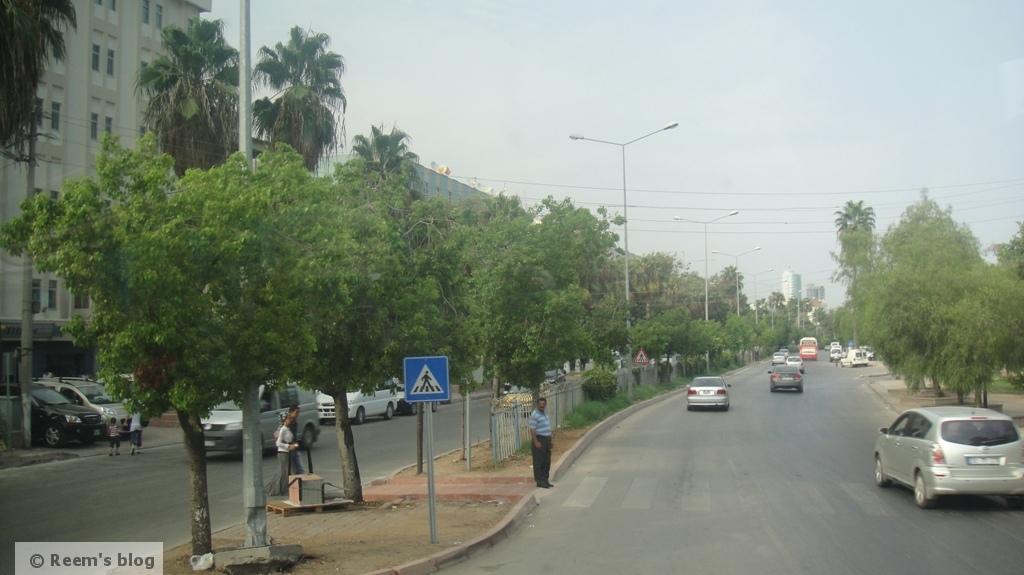 مدينة مرسين التركية المدينة المفضلة